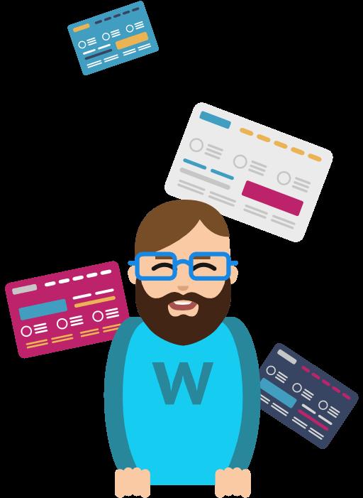 Dlaczego Wizzable — Projekt strony firmowej w 48 godzin, szybko, tanio i profesjonalnie.